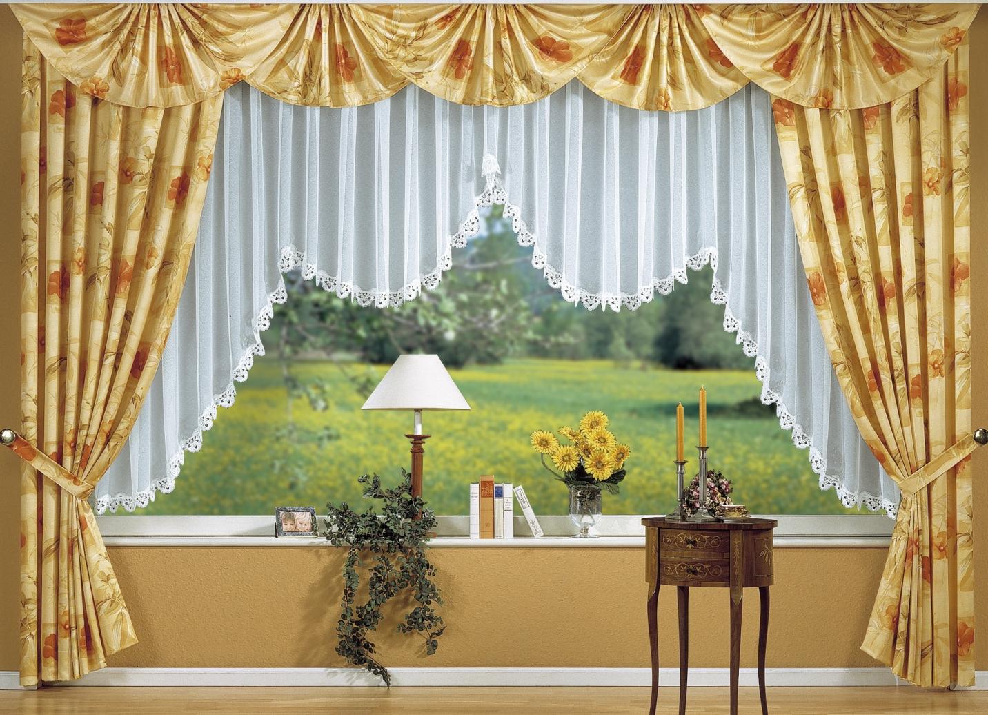 fensterdekoration in verschiedenen ausführungen - gardinen | bader, Wohnzimmer dekoo