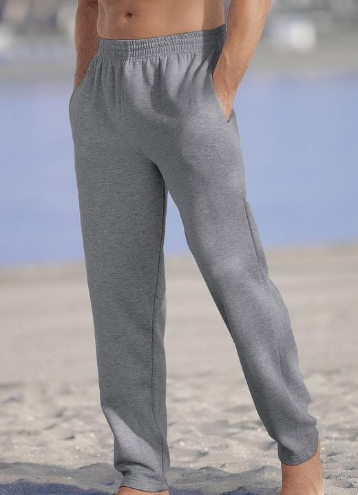 5f30b114f23d Jogginghose aus reiner Baumwolle in 5 Farben