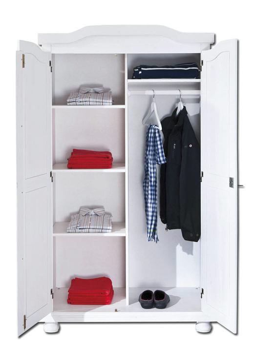 Kleiderschrank in verschiedenen Ausführungen - Landhausmöbel   BADER