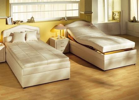 Komfortbett in verschiedenen komfortablen ausf hrungen for Komfortbett 100x200