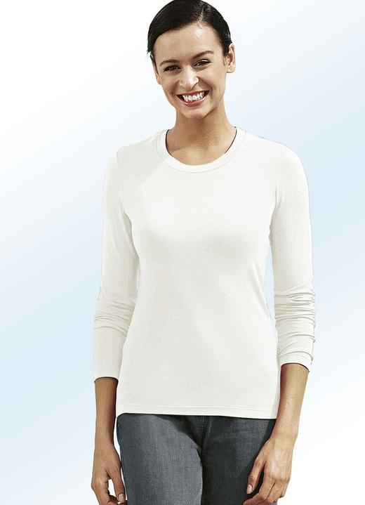 f0f6cb6bf6c7 Shirt in 4 Farben ein tolles Basic - Aktuelle Modetrends   BADER