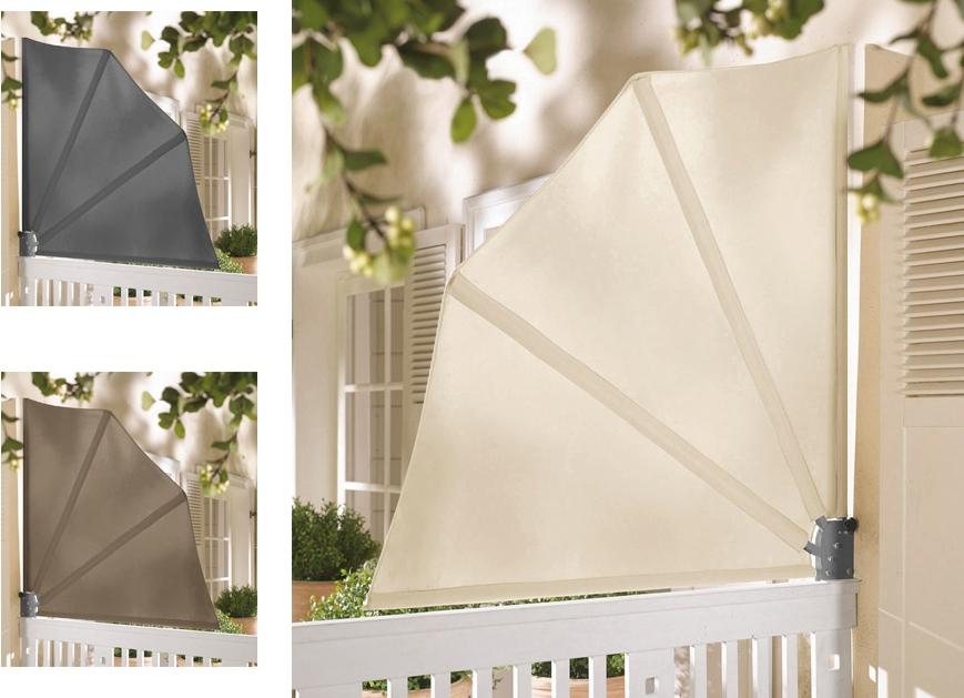 balkonf cher in verschiedenen farben sichtschutz und sonnenschutz bader. Black Bedroom Furniture Sets. Home Design Ideas