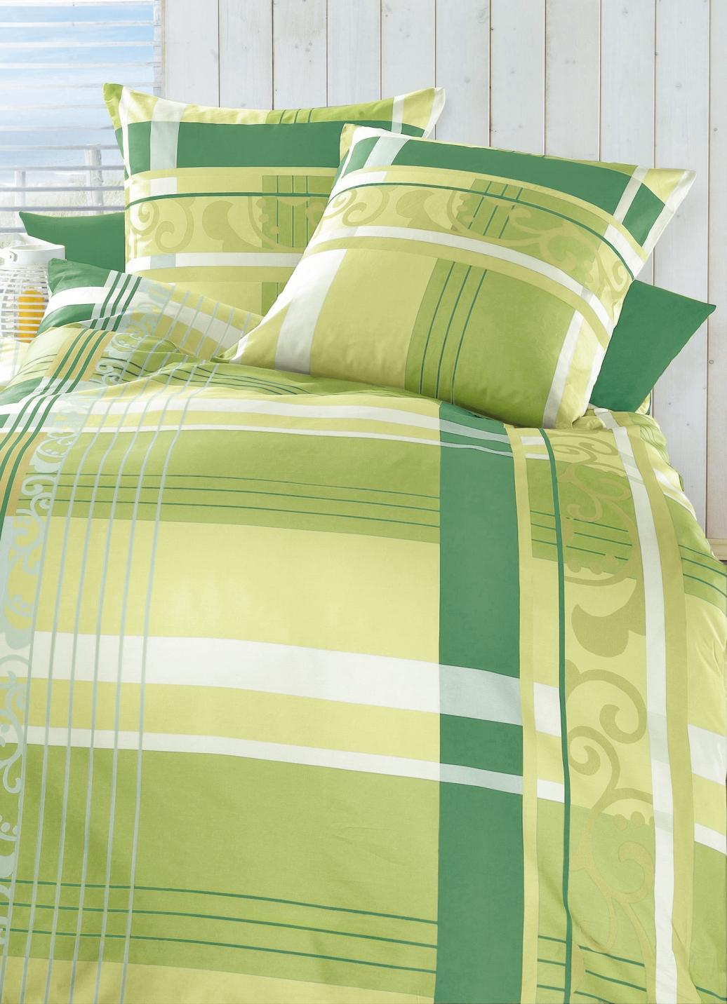 dormisette bettw sche garnitur verschiedene farben und. Black Bedroom Furniture Sets. Home Design Ideas