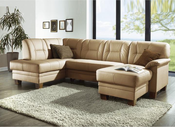 polsterecke u form mit funktion verschiedene farben polsterm bel bader. Black Bedroom Furniture Sets. Home Design Ideas