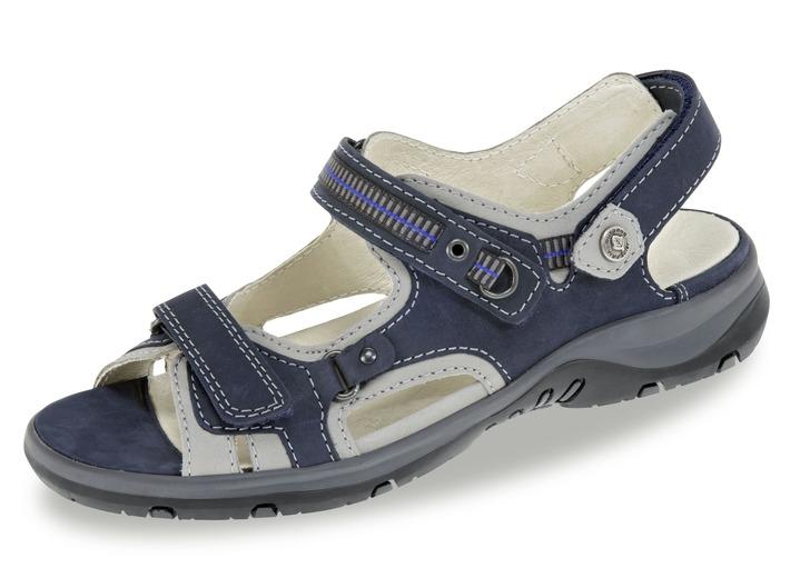 Sandalette In Farben Mit H Herausnehmbarem LederfußbettWeite 6 QCBEeWdxro