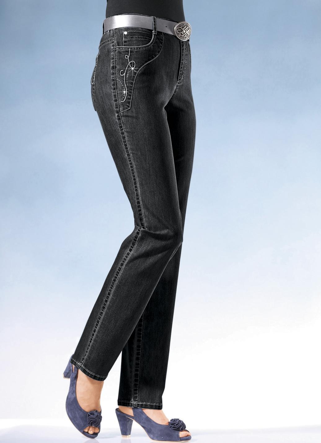 jeans in 5 farben hosen bader. Black Bedroom Furniture Sets. Home Design Ideas