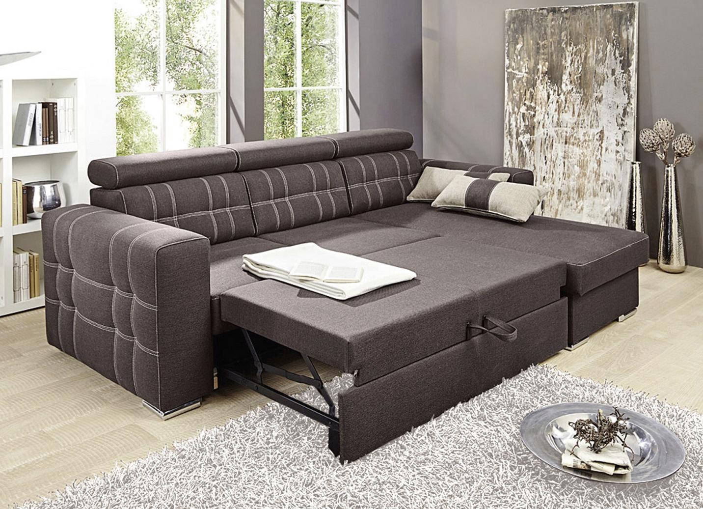 polsterecke mit dekokissen in verschiedenen farben polsterm bel bader. Black Bedroom Furniture Sets. Home Design Ideas