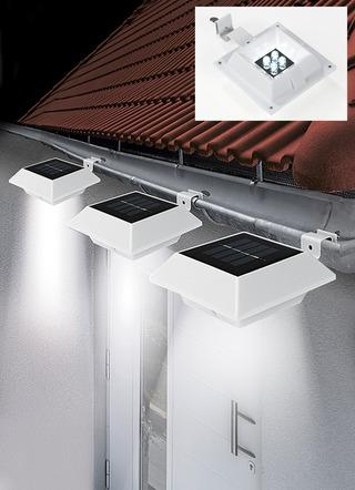 solarleuchten f r den garten umweltfreundlicher lichterzauber. Black Bedroom Furniture Sets. Home Design Ideas