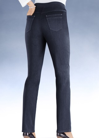 Power-Stretch-Jeans in 8 Farben