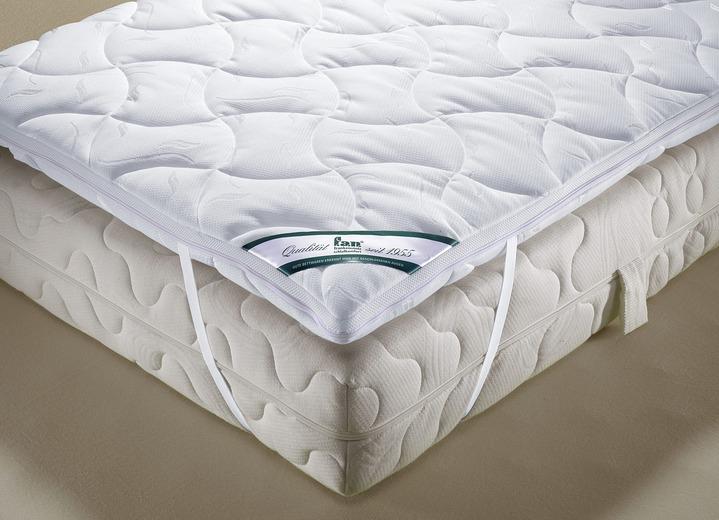 f a n topperauflage thermocontrol matratzen topper bader. Black Bedroom Furniture Sets. Home Design Ideas