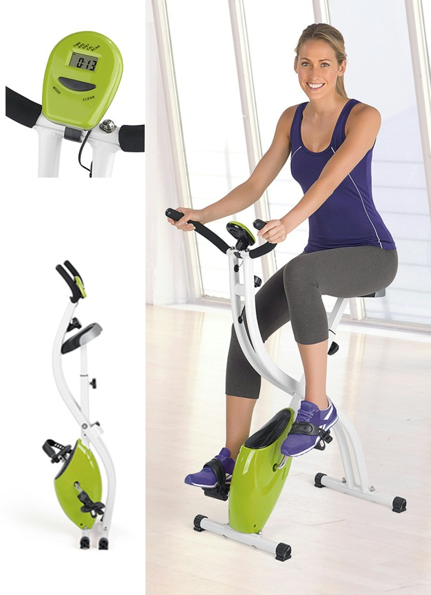 "Heimtrainer ""VITALmaxx"" Fitness-Bike"