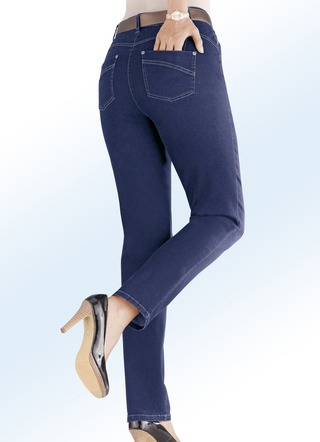 Jeans in 4 Farben