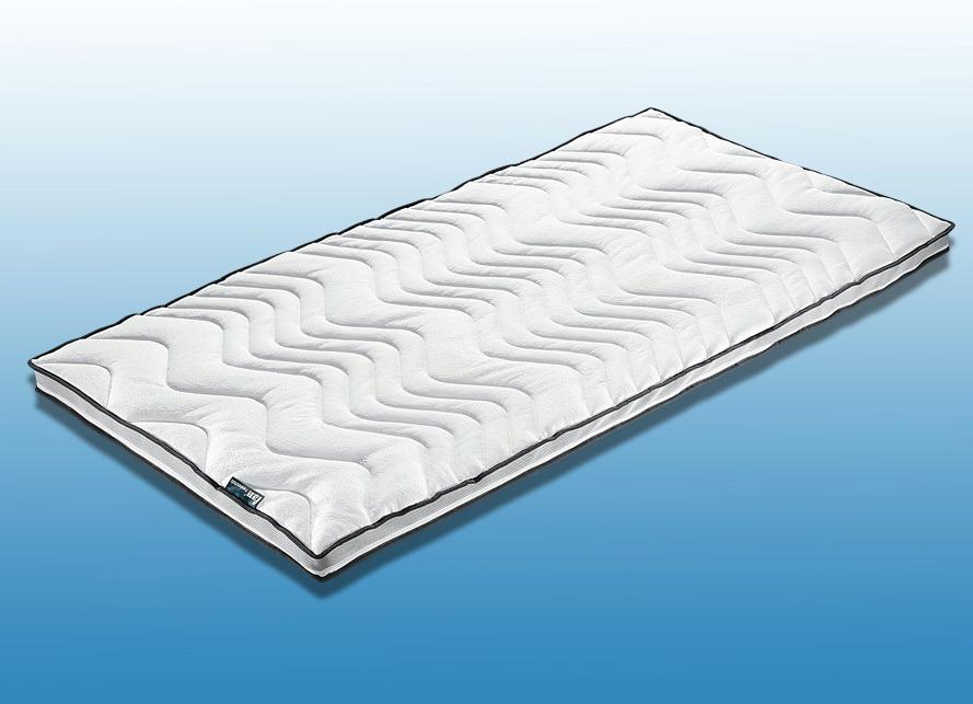 f a n 7 zonen kaltschaum matratzentopper premium matratzen bettrahmen bader. Black Bedroom Furniture Sets. Home Design Ideas