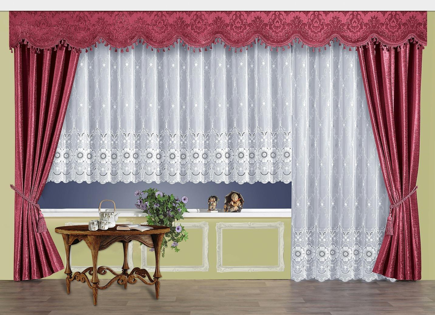 fensterdekoration verschiedene ausf hrungen gardinen bader. Black Bedroom Furniture Sets. Home Design Ideas