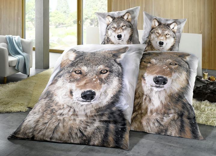 bettw sche motiv wolf my blog. Black Bedroom Furniture Sets. Home Design Ideas
