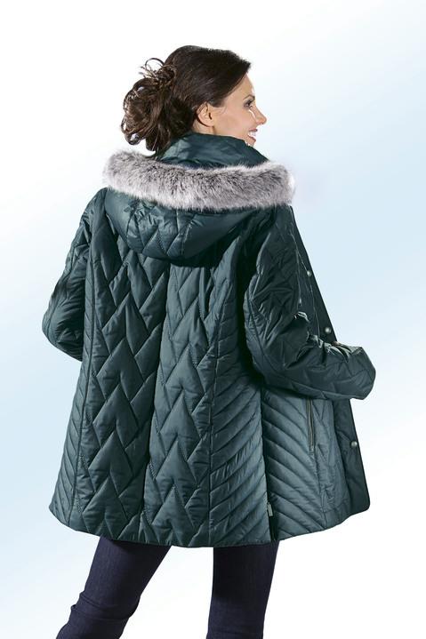 Jacke in 2 Farben mit fabelhaftem Stepp