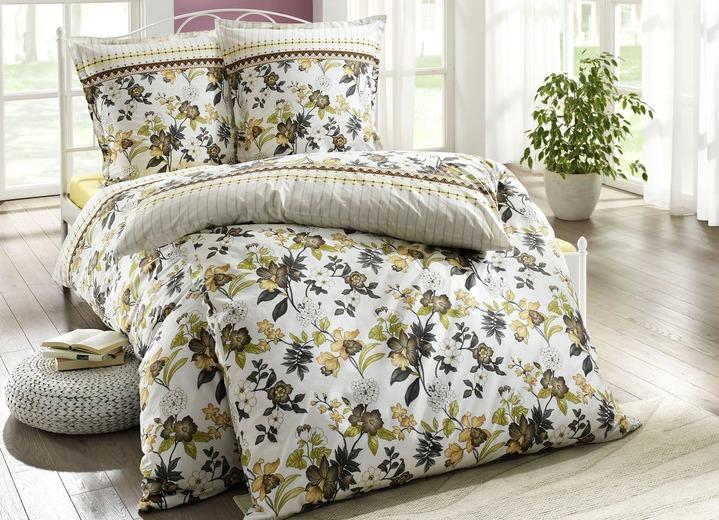 bettw sche garnitur mit rei verschluss bettw sche bader. Black Bedroom Furniture Sets. Home Design Ideas