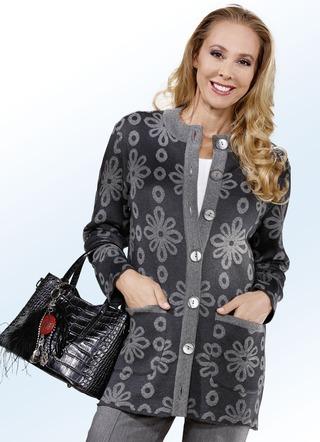 8b2e10b01cb1 Strickjacke Damen in 48 versandkostenfrei online bestellen