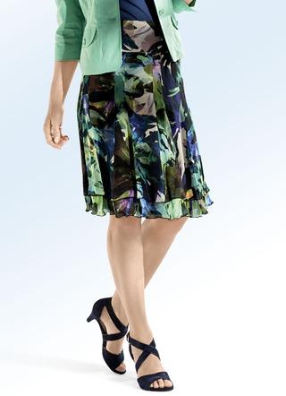 76d07e82e619 Damenrock grün versandkostenfrei online bestellen