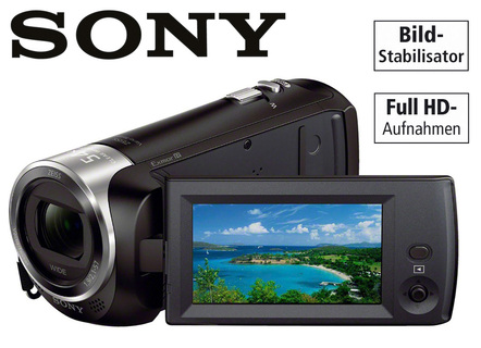 """SONY"" HDR-CX240EB HD-Camcorder"