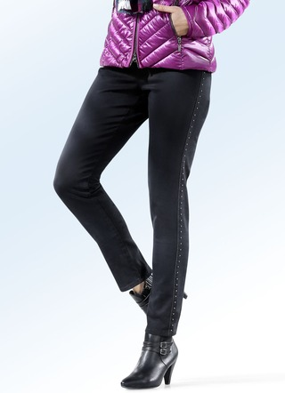 Jeansleggings in 7 Farben