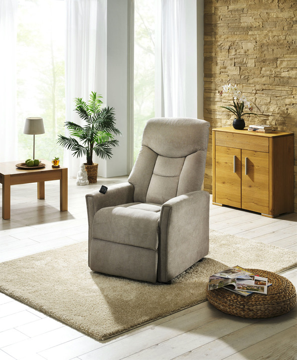 TV Sessel mit Motor Aufstehhilfe und Massagefunktion in verschiedenen Farben Polstermöbel