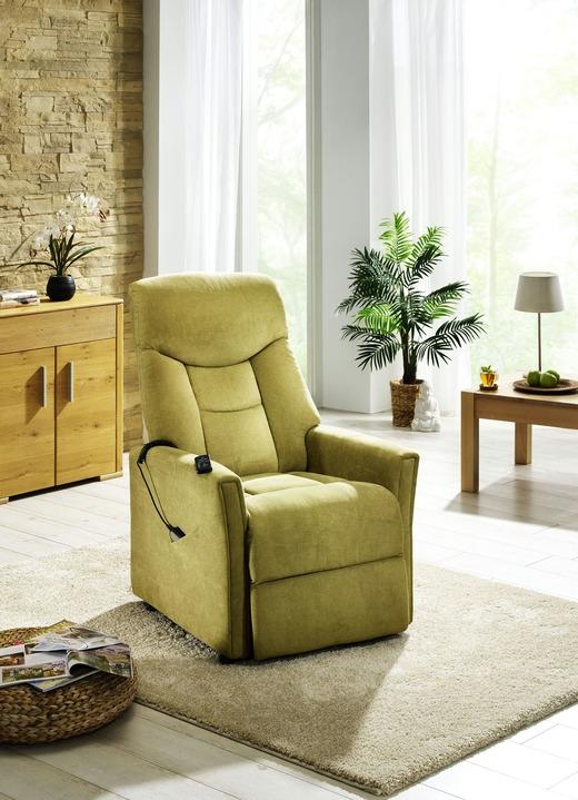 TV Sessel mit Motor und Aufstehhilfe in verschiedenen Farben Polstermöbel