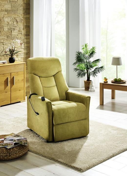 TV Sessel mit Motor Aufstehhilfe und Massagefunktion in