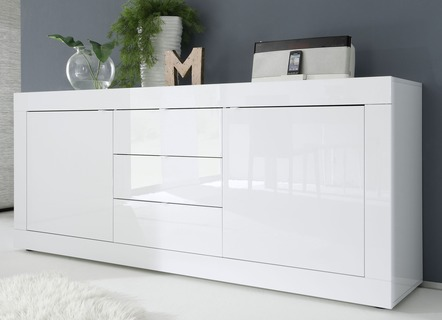 Stylishes Sideboard, 2-türig