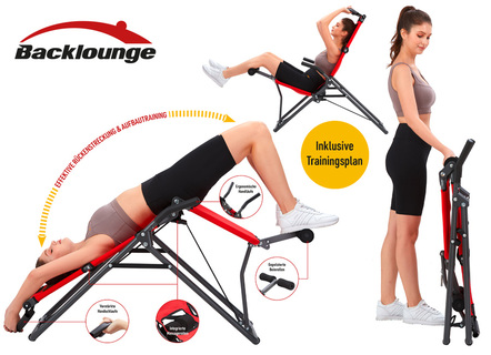 Backlounge Inversionstrainer 2-in-1