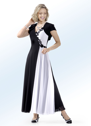 Party-Kleid mit Bolero