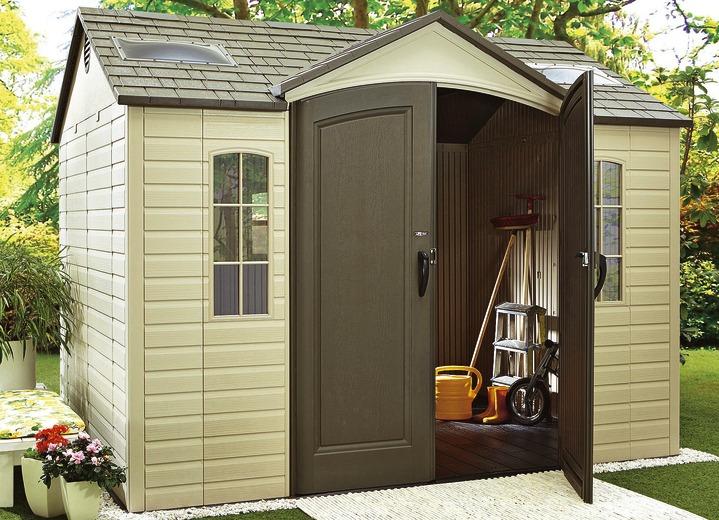 lifetime gartenhaus sky n tzlich praktisch bader. Black Bedroom Furniture Sets. Home Design Ideas