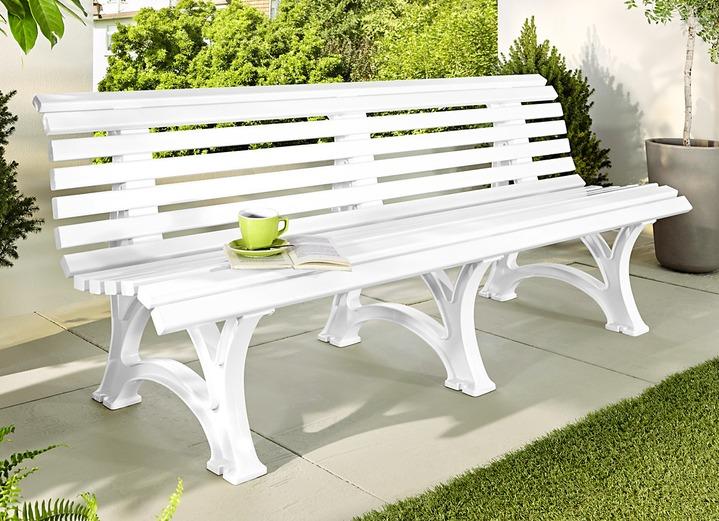 Gartenbank in verschiedenen Ausführungen - Gartenmöbel   BADER