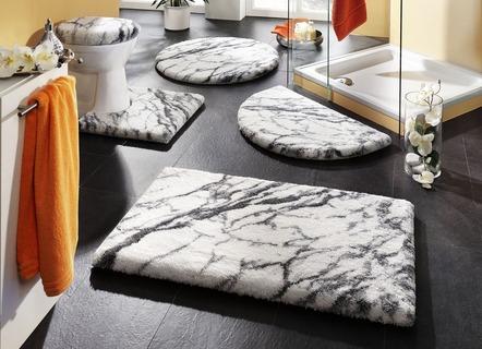 badteppiche f r eine wohlf hloase in ihrem badezimmer. Black Bedroom Furniture Sets. Home Design Ideas