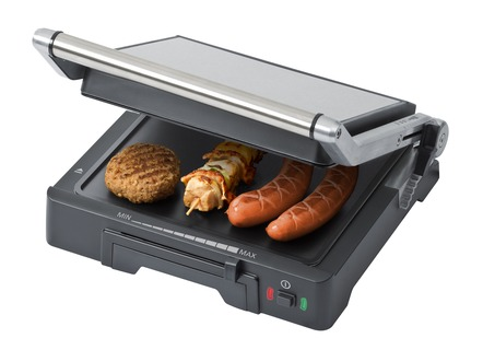 Tischgrill 2in1