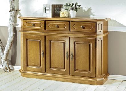Rustikal möbel  Eiche-Rustikal-Möbel: Schränke, Tische, Sideboards & Co bei BADER