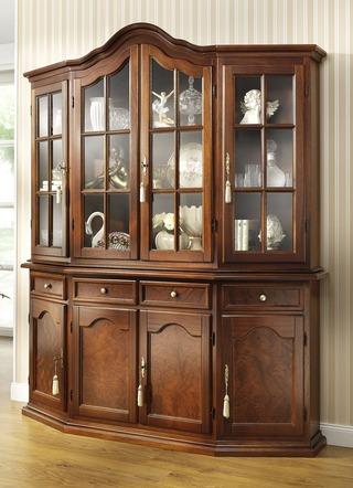vitrinenschränke – stilvolle & schöne möbel für ihr wohnzimmer, Wohnzimmer