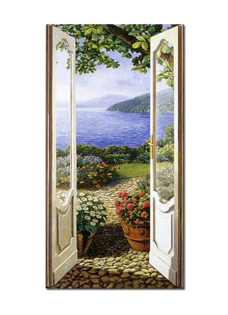 Landschaft bilder dekoration bader for Giardino 54 nyc
