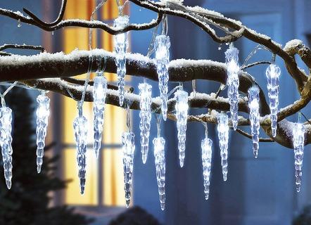 Winterlicher garten garten bader - Weihnachtsdeko amerikanisch ...